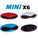 Parlante portátil ovalado Mini-X6U