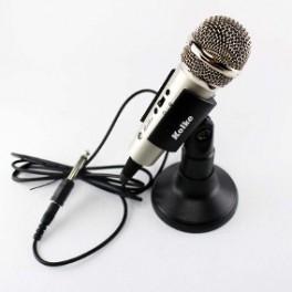 Micrófono con pedestal Kolke - KPI049
