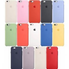 Protector silicona líquida imitación Original iPhone 6/6S/7/8/X/XS