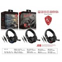 Auricular Gamer J08 con micrófono