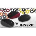 Mouse inalámbrico Cliptec RZS857 Innovif